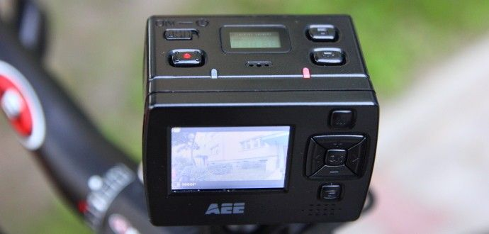 Wyświetlacz kamery AEE SD18