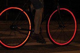 Odblaski rowerowe
