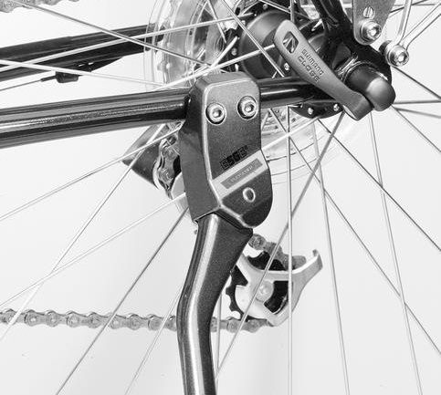 Stopka podpórka rowerowa