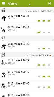 Aplikacja rowerowa Android