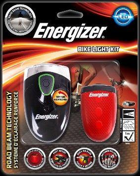 Energizer Test Lampek rowerowych