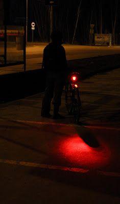 Światełka rowerowe