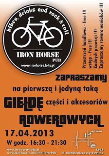 Iron Horse Łódź Giełda Rowerowa