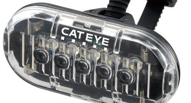 Cateye lampka