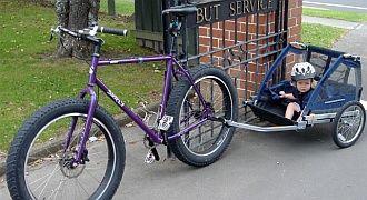 Jaką przyczepkę rowerową kupić
