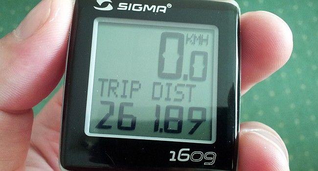 Długa trasa rowerowa