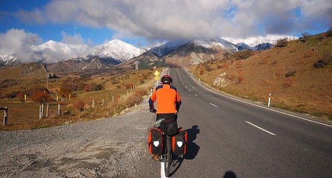 Jak podróżować na rowerze?