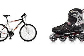 Rolki czy rower