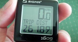 Dużo kilometrów rowerem jednego dnia
