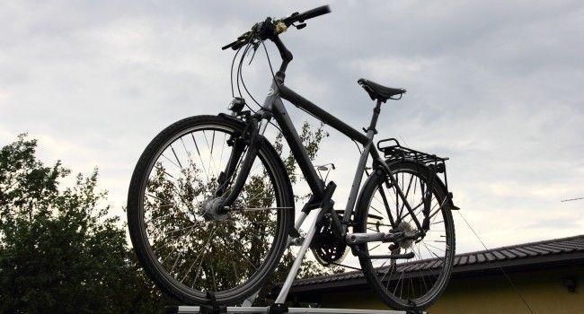 Bagażnik rowerowy BikeUp Taurus