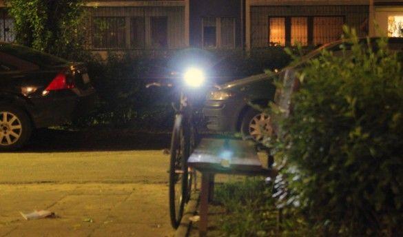 Omni 5 rowerowa lampka