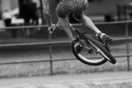 amortyzator rowerowy