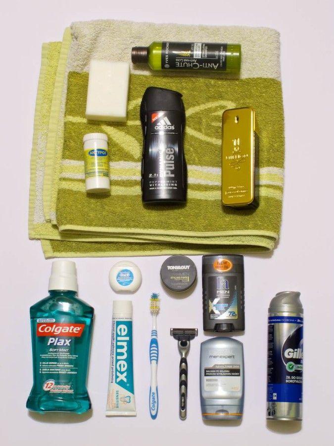 Co zabrać w podróż - Kosmetyczka