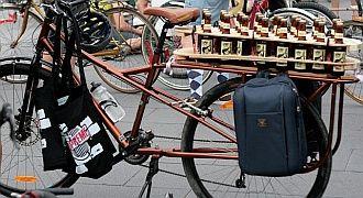 Jazda rowerem po piwie