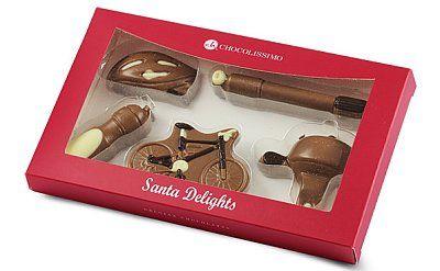 Pomysł na czekoladowy prezent