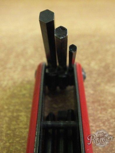 Klucz wielofunkcyjny BikeHand YC266