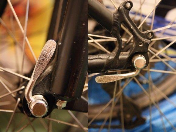 Jak zamykać koło w rowerze