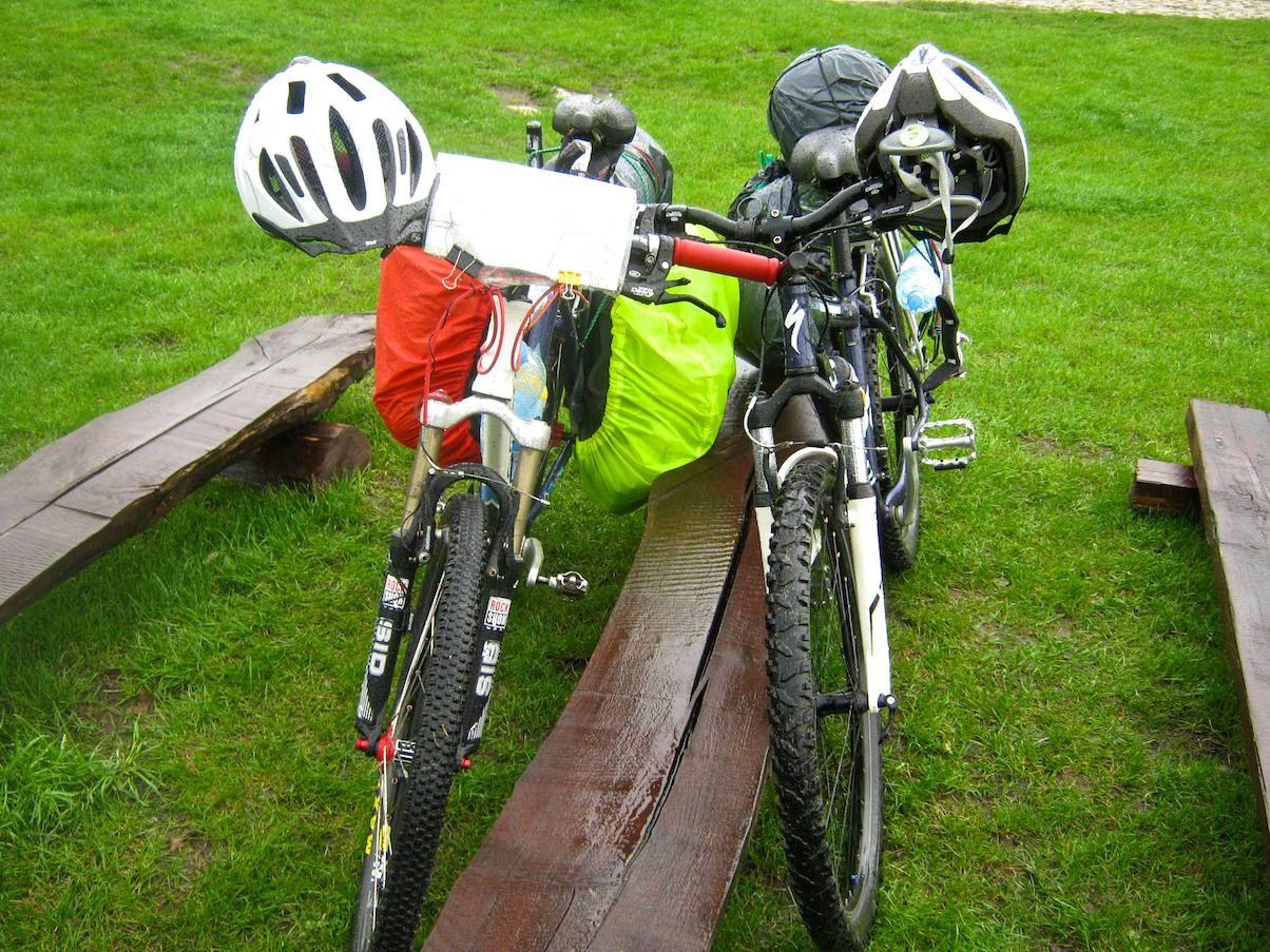 Siedem porad - Urlop na rowerze cz. 1