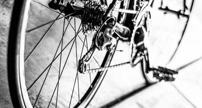 Cykanie w rowerze