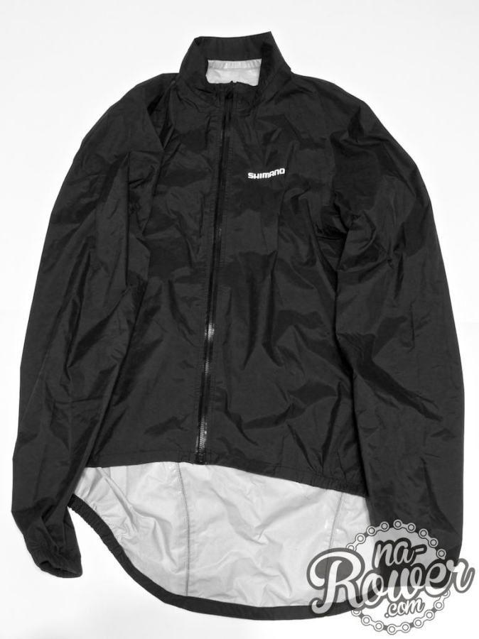 Shimano Performance Racing Light Rain Jacket