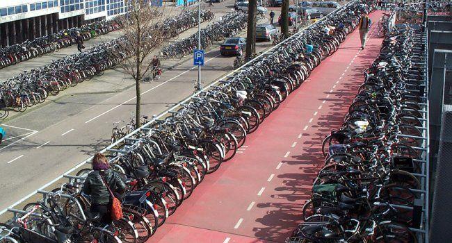 Czy jest sens jeździć rowerem do pracy?