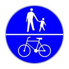 Droga dla pieszych i rowerów