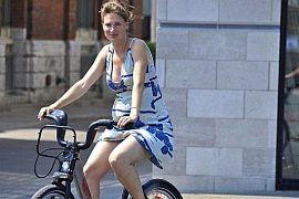 Ciąża a rower