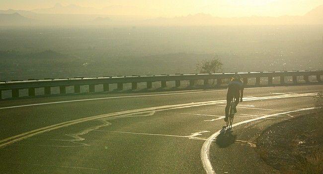 Test wydajności rowerowej