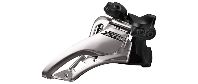shimano front pull side swing