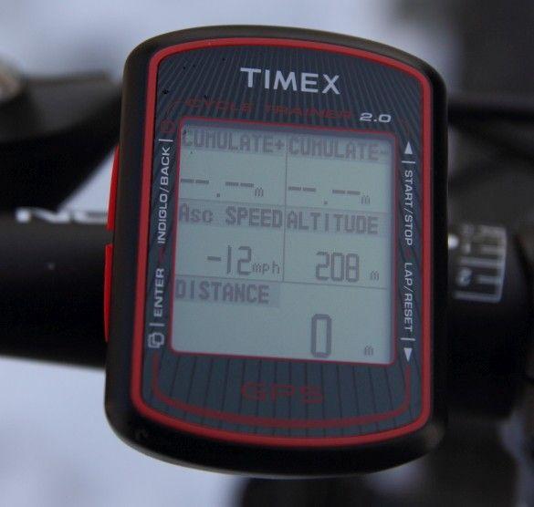 Timex licznik rowerowy