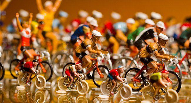 Ból po jeździe na rowerze