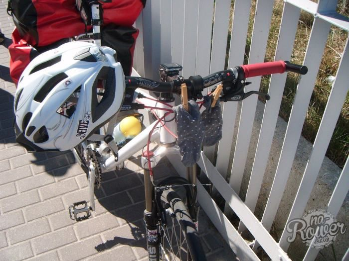 Szczecin - Hel - Trójmiasto czyli wakacje na rowerze
