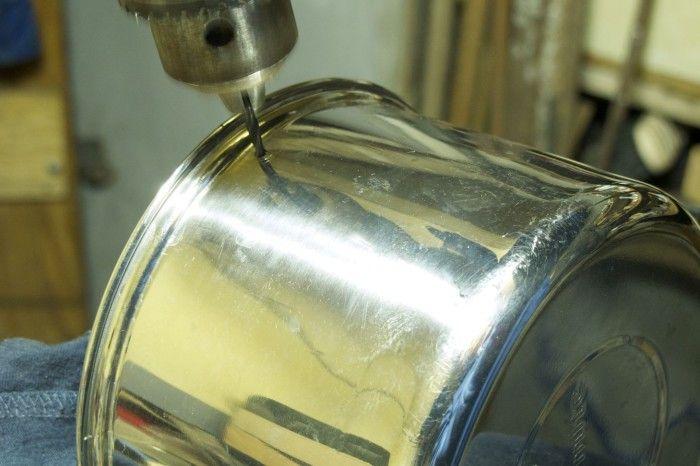 Termite SilverStone III 1,3 L Pot + DIY Lid
