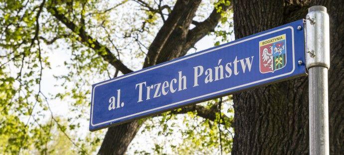 Droga łącząca Czechy z Polską i Niemcami