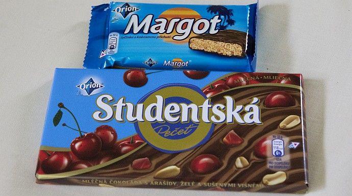 Studentska czekolada