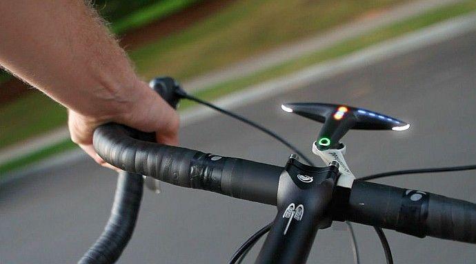 prosta nawigacja rowerowa