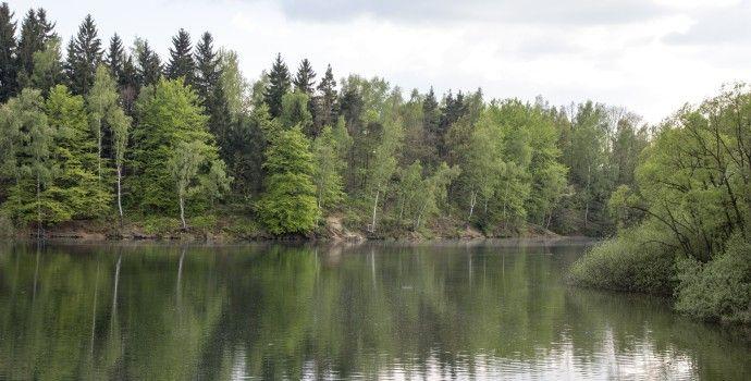 Jezioro Jablonec