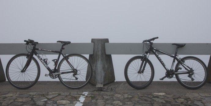 Rowery na Ještěd