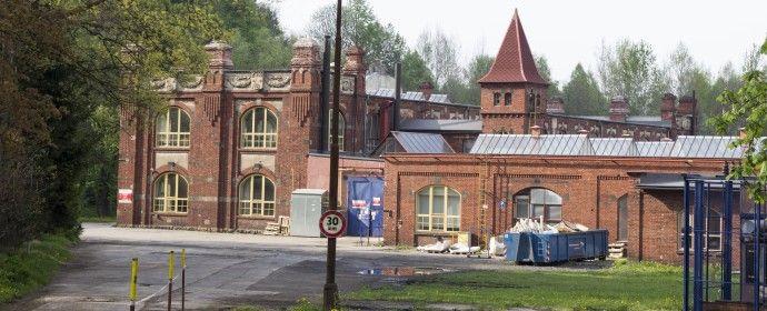 Chrastava Old Factory
