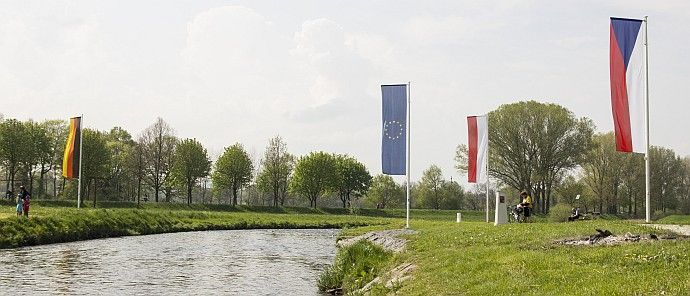 Granica polsko-czesko-niemiecka