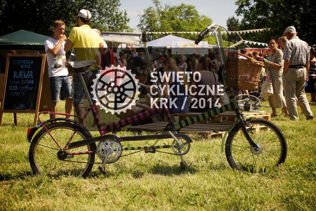 Święto Cykliczne 2014 - Kraków