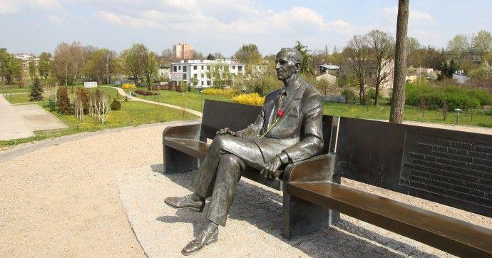 Park Ocalałych Łódź