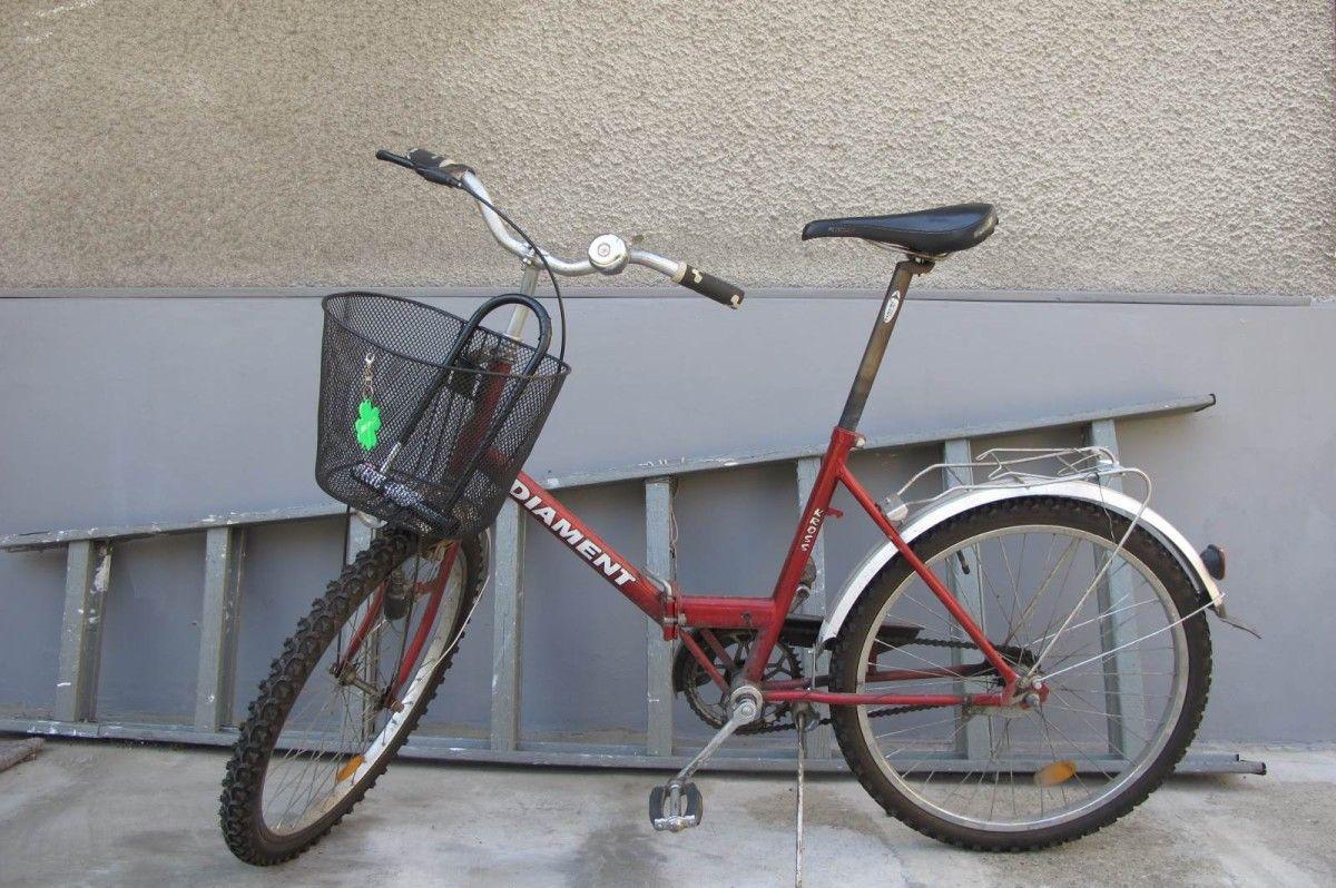 moje rowery Kross Diament