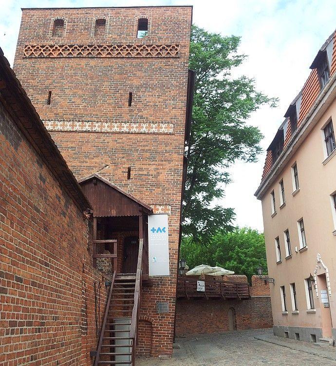 Krzywa Wieża Toruń Atrakcje