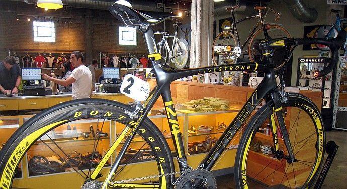 Co można usłyszeć w sklepie rowerowym