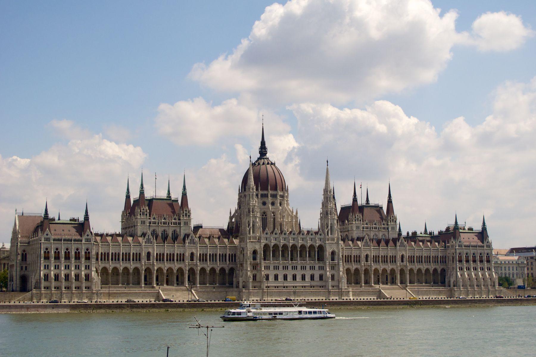 kraj Józefa Bema - Węgry - Budapeszt