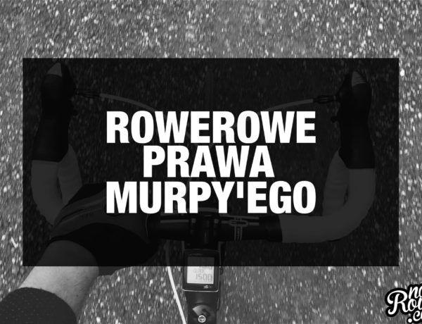 Rowerowe Prawa Murphy