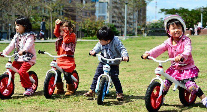 Rower dla małego dziecka jaki