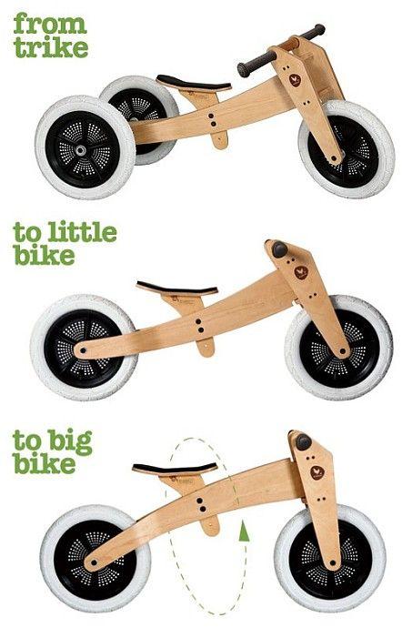 Jaki rowerek Wishbone