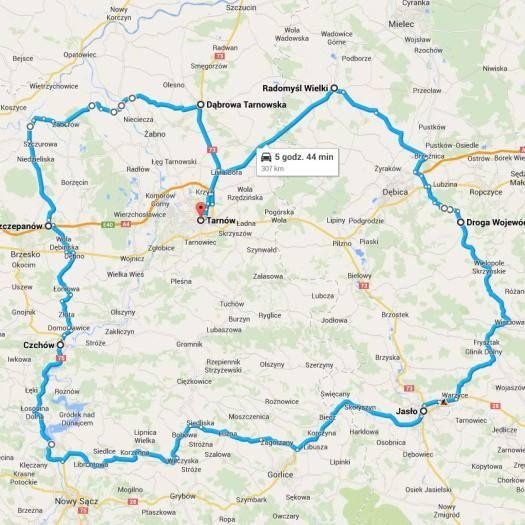 Poradnik: Jak przejechać 300 kilometrów w jeden dzień?